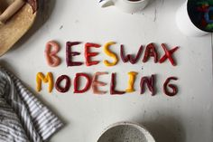 One of the weekly handwork crafts we enjoy doing during the day home together is beeswax modeling. Beeswax modeling is a wonderful way to work with your hands and manipulate soft wax, a creative and sensory experience for any age. It is an art form we picked up from our Waldorf…