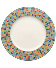 Villeroy & Boch Dinnerware, Twist Alea Buffet Plate, 12 in.
