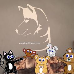 Knot & Friends are most impressed with the Husky wall art in Knot's home. This is a unique drawing by Knot's Creator's husband. Add a Knot or Knot Friend to your unique creations and join in the fun! Download your FREE Knot the Cat Photo Fun App today from the AppStore or Google Play. Expand your FREE Knot The Cat Photo Fun App by upgrading for just £0.79 or your local currency equivalent to open up many more Knot Poses and ALL of Knot's Friends. Seek bill payers permission. #knotthecatapp