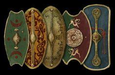 Celtic Shields