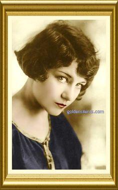 Viola Dana, Silent Movie Star - 1897-1987  #ellevintagesuite #Brea an early Kohler photograph of this star!