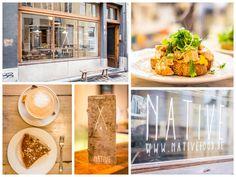 native in antwerpen, the best lunchplace!