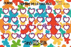 ORLAS para Fin de curso 2016 (11) Orla Infantil, Orlando, Diy And Crafts, Clip Art, Teaching, Activities, Kids, Bulletin Board, Templates