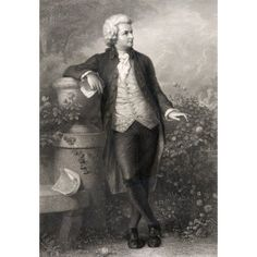 Wolfgang Amadeus Mozart 1756 1791 Austrian Composer And Musician From A 19Th Century Engraving After A Picture By F Schworer Mozart Standingt Engraved By Paul Barfus Canvas Art - Ken Welsh Design Pic