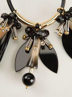 Marni Beaded Necklace - Luisa World - Farfetch.com