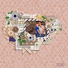 Template: Love, Joy and Happiness by Two Tiny Turtles   Kit: Honeymoon Collectrion by Meagan's Creations and JB Studio