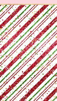 Christmas Gingerbread Digital Paper Pack, Basic Christmas Seamless Patterns, Glitter Stars, C Christmas Phone Wallpaper, Christmas Aesthetic Wallpaper, Holiday Wallpaper, Winter Wallpaper, Christmas Phone Backgrounds, Christmas Lockscreen, December Wallpaper, Candy Cane Striped Wallpaper, Candy Cane Background