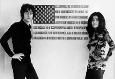 "John & Yoko ""Love will save US"""