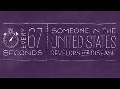 A Minute-and-a half Video Highlighting Alzheimer's Disease Facts and Figures Released March 2014 - Alzheimer's Association National Organization