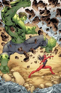 Hulk 613.03) By: John Rauch.