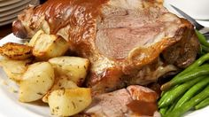 Wanna make Instant Pot Spanish Pork Stew? Oh and I also have FREE pressure cooker recipes especially for you :) Lamb Recipes, Roast Recipes, Greek Recipes, Cooking Recipes, Healthy Recipes, Slow Roast, Pork Roast, Roast Chicken, Spanish Pork