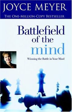 Battlefield of the Mind; this book changed my life, mind, and relationship with Christ.