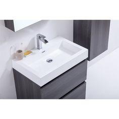 Golden Elite BR30GO Brunswick 30-in Bathroom Vanity Set | Lowe's Canada