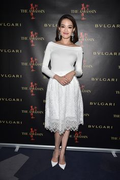 Shu Qi Photos - Bulgari Hosts 'The Assassin' After Screening Party - The 68th Annual Cannes Film Festival - Zimbio