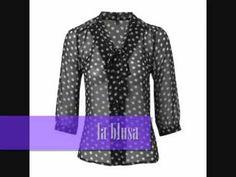 La ropa y las prendas de vestir - ejercicios de vocabulario