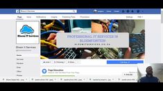 Creating Professional Facebook cover image Create Page, Facebook Cover Images, Facebook Business, Business Pages, Insight, Education, Onderwijs, Learning