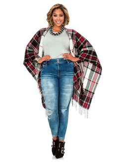 Join the Free Plus Size Beauty & Lifestyle Community Dedicated to Chic Full Figured Women Size 10 And Up. Plus Size Fall Fashion, Curvy Women Fashion, Trendy Fashion, Winter Fashion, Fashion Outfits, Curvy Outfits, Plus Size Outfits, Free Plus, Full Figured Women