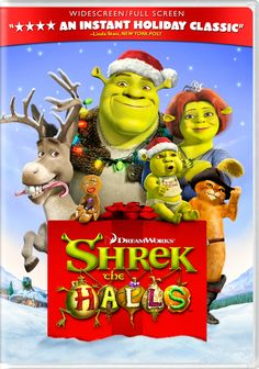 watch shrek the halls 2007 full movie online - Watch The Night Before Christmas Online Free