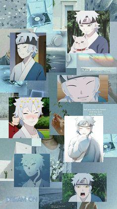 Boruto And Sarada, Naruto Sasuke Sakura, Naruto Art, Naruto Uzumaki, Anime Naruto, Gaara, Ps Wallpaper, Naruto Wallpaper Iphone, Cute Patterns Wallpaper