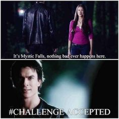 This truth behind the events in Mystic Falls.