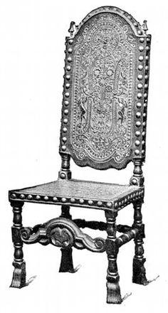 Jacobean Antique Furniture