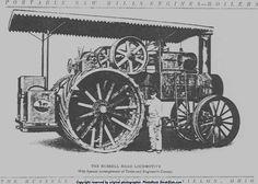 Nichols & Shepard Engine List - SmokStak