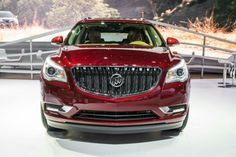 2017 Buick Enclave - http://www.gtopcars.com/makers/buick/2017-buick-enclave/