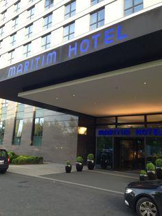 Maritim Hotel Düsseldorf in Düsseldorf, Nordrhein-Westfalen