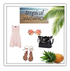 """""""Young and free"""" by clarityon on Polyvore featuring Topshop"""