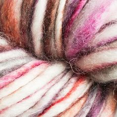Gorgeously soft Araucania Curaco is a variegated chunky yarn that is 100% wool and has a fabulous thick and thin texture that knits up on 8mm needles.  In a range of rich colourways, this beautiful yarn will knit to any chunky weight pattern - perfect for accessories, chunky knits and homeware.