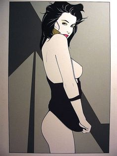 playboy canvas art | Patrick Nagel Original Portfolio II Playboy Forum February 1984 90s Art, Patrick Nagel, Nagel Art, Erotic Art, Cover Art, Playboy, Illustrators, Illustration Art, Canvas Art