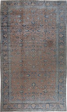 Antique Persian rugs and Oriental carpets, heavy textile, made for a wide variety of utilitarian and symbolic purpose, produced in Persia region. Carpet Tiles, Buying Carpet, Persian Tabriz Rug, Rugs On Carpet, Carpet Runner, Persian Rug, Custom Rugs, Rugs, Bohemian Rug