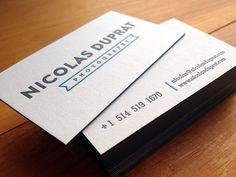 Usana business card design 1 colourmoves