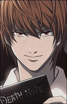started watching the series again and felt the need to repin pictures of death note all over again