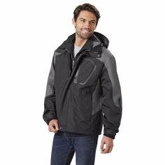 Outdoor Spirit Men's 3-in-1 Fleece Jacket #OutdoorSpirit #Mens3in1FleeceJacket