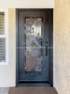 😎😎😎 Everyone wants to improve their home, either by installing new kitchen units or putting down the perfect flooring. But one of the most important things to consider is to change your entry door! -- ☎️☎️☎️ Call 877-205-9418 for Orders and Inquiries 💰💰💰 Ask us about our EXCEPTIONAL OFFERS 🆓🆓🆓 Take advantage of FREE CONSULTATION and FREE DESIGN -- #irondoor #iwantthatdoor #wroughtirondoor #universalirondoors #ironfrontdoor #irondoorsnearme #irondoorcompany #cheapirondoor