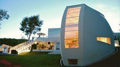 Mansión en Palma de Mallorca con diseño futurista @♚ Alvaro