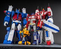 Transformers Masterpiece MP-22 Ultra Magnus, MP-21 Bumble (Bumblebee), MP-10…