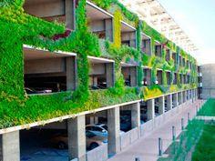 Conheça os 10 jardins verticais mais bonitos do mundo - Pensamento Verde