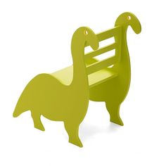 Digby the Dinosaur Childrens Wooden Flat Pack Chair