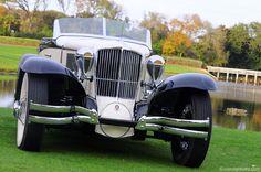 1930 Cord L-29 Cabriolet Convertible Speedster