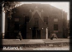 Rutland, IL  Verna Marie Marston-Rollins Photo