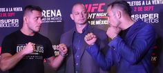 From the first fight of the night to the main event, we analyze all of the bouts in this weekend's UFC Fight Night Dos Anjos vs Ferguson to be held in Mexico City on Saturday, November 5 2016.