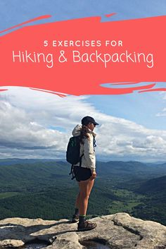 Keep your legs fit for the trail with these exercises for hiking and backpacking.