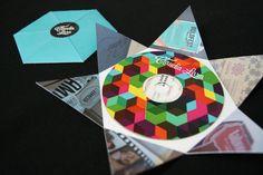 Personal branding by Claudia Lara, via Behance