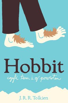 The Hobbit. Andrew J. Brozyna. You know yesterday was hobbit day and before I even knew that, I had a dream that my feet looked hairy like this. What's going oooon...