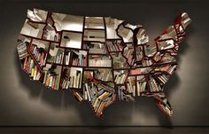 Ma bibliothèque idéale ... pour ranger les livres de voyages