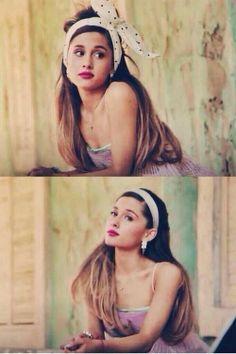 Ariana Grande para Teen Vogue febrero, 2014                                                                                                                                                                                 Más