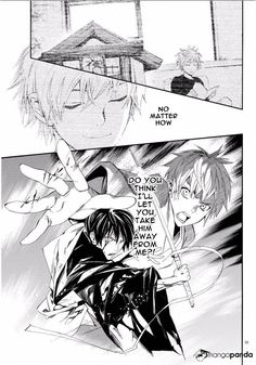 Noragami 67 - Page 11