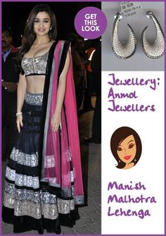 Manisha Malhotra lengha: love it!!